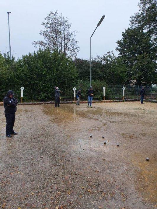 CdP Vereinsturnier Matsch mit Spielern